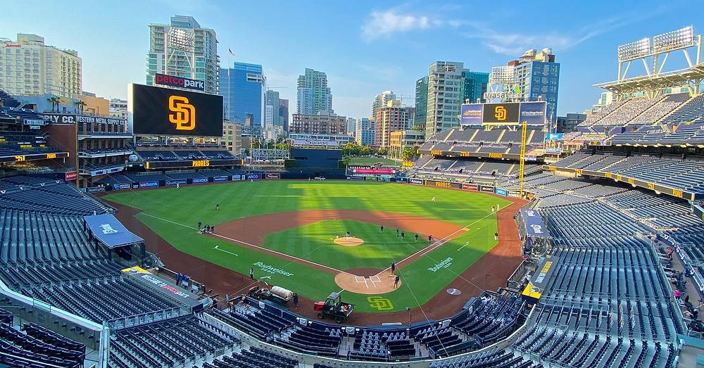 Petco Park San Diego Padres 2020