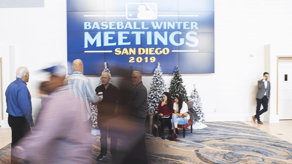 2019 Baseball Winter Meetings San Diego Padres MLB MiLB