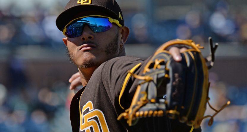 Manny Machado San Diego Padres Awful Announcing Spring Training 2020