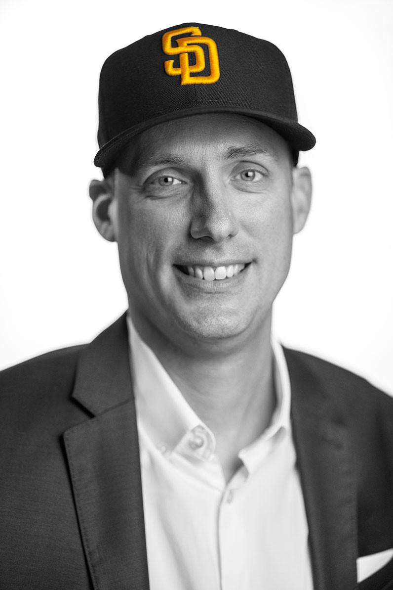 Alex Miniak San Diego Padres Announcer