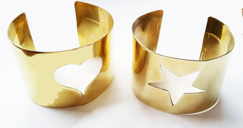 Brass Cuffs