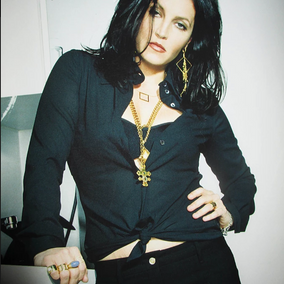 """LISA MARIE PRESELY """"Interview Magazine"""""""""""