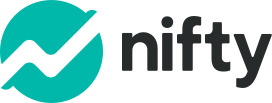 Nifty Logo, Black Friday and Cyber Monday SaaS and software deals
