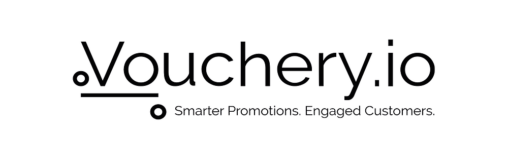 Vouchery.io logo, Black Friday and Cyber Monday SaaS and software deals