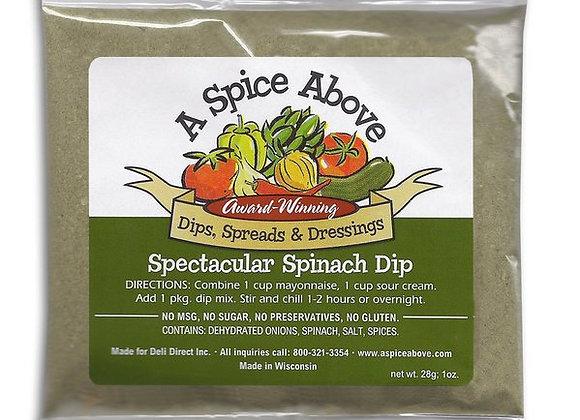 Spectacular Spinach Dip
