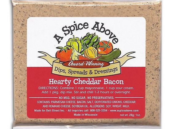 Hearty Cheddar Bacon