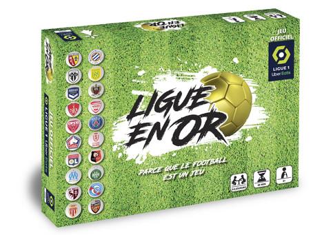"""Jeu Intersport """"Ligue en or"""""""