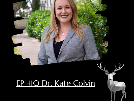 Monarch Human Performance Podcast: Dr. Kate Colvin.