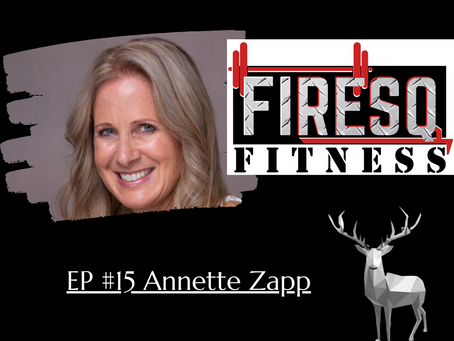 Monarch Human Performance Podcast: Annette Zapp.