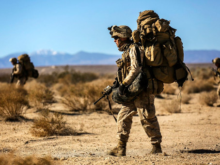 Injury prevention and performance in military personnel - The demands of operational loads.