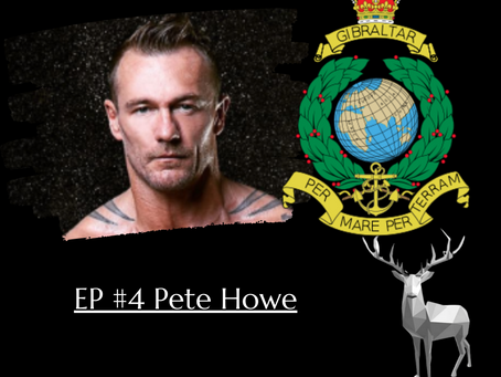 Monarch Human Performance Podcast: Pete Howe
