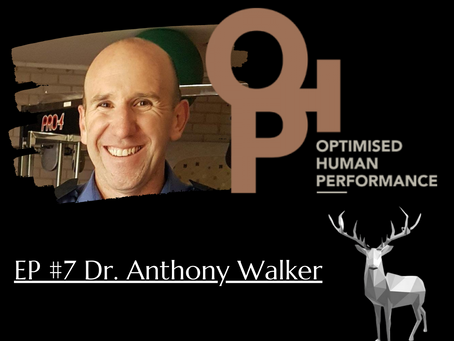 Monarch Human Performance Podcast: Dr. Anthony Walker.