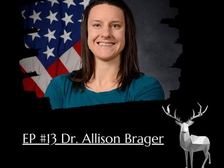 Monarch Human Performance Podcast: Dr. Allison Brager.