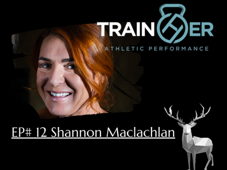 Monarch Human Performance Podcast: Shannon Maclachlan.