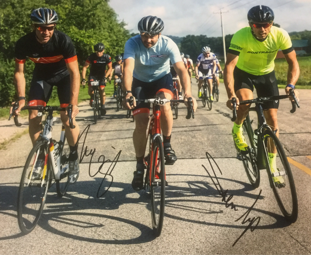 TREK WORLD ROAD RIDE -WISCONSIN
