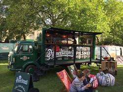 Pilsner Urquell Truck