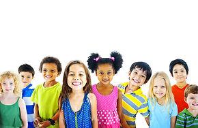 Ethnicity Diversity Group of Kids Friend