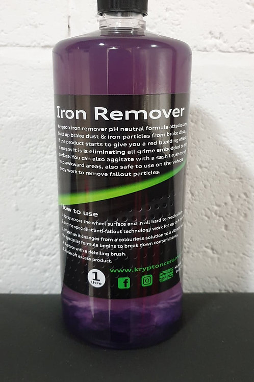 copy of Krypton Iron Remover • 1L