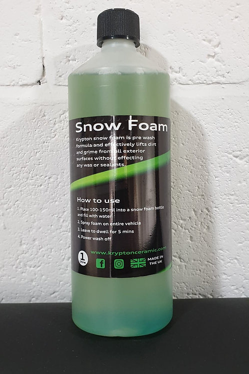 Krypton Snow Foam • 1L