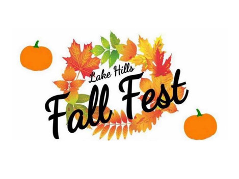 Help Needed for Fall Fest