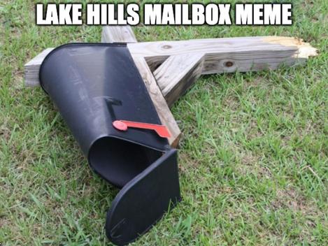 Lake Hills Tags