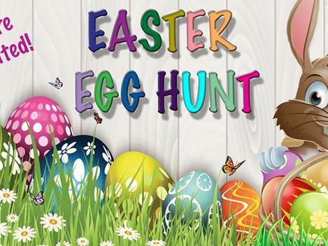 Lake Hills Easter Egg Hunt