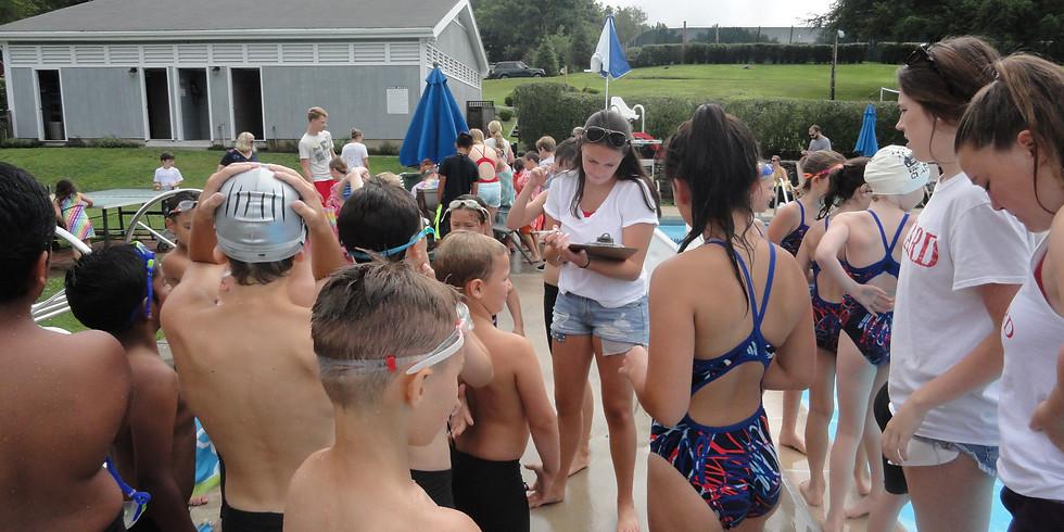 Swim Lessons: Session 1