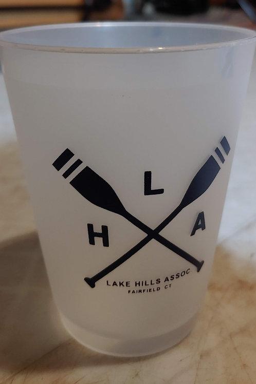 4 Plastic Roadie Cups