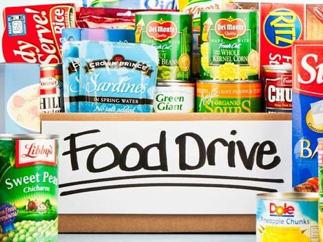 LHA Food Drive