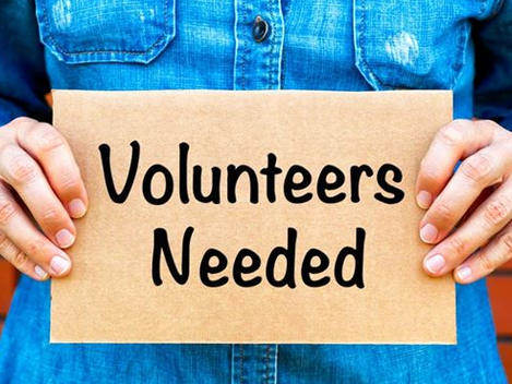Beach 4 Volunteers Needed