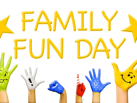 Volunteers Needed! 2018 Family Fun Day - July 28th 12pm - 6pm