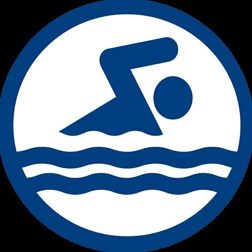 Swim Team - 1 Child - Non-Member
