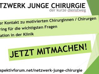 NETZWERK JUNGE CHIRURGIE