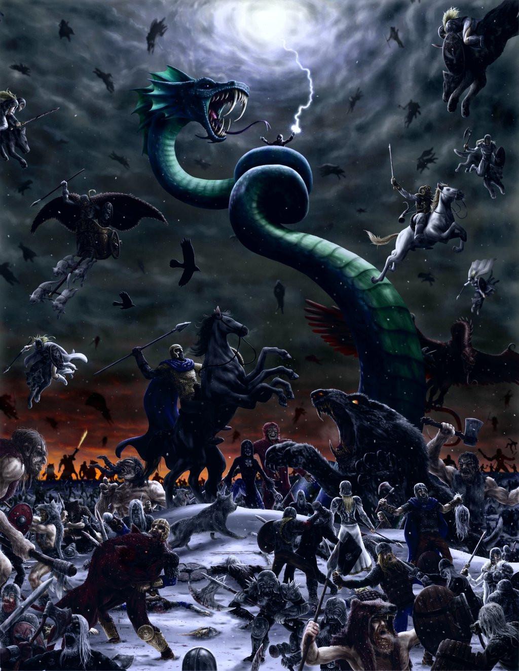 ljosbra norse mythology