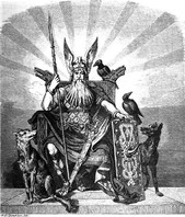~ The Throne Hlíðskjálf ~