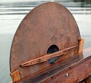 Vésteinn Shield Rack