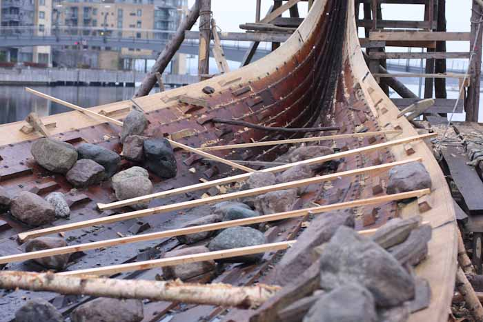 How to build a Viking Ship