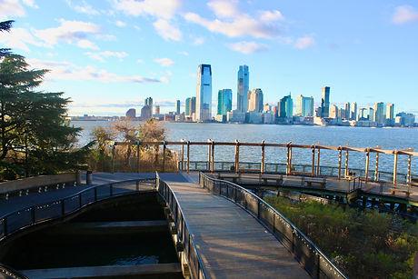 South Cove, Battery Park City