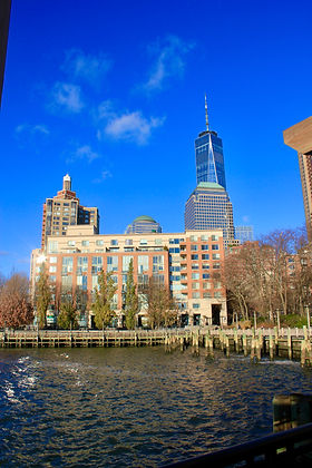 World Trade Center and Battery Park City