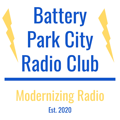 Battery Park City Radio Club Logo