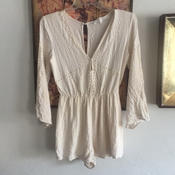 Boho Rompers and Playsuits