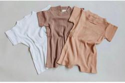 Kids Organic Cotton Tshirts