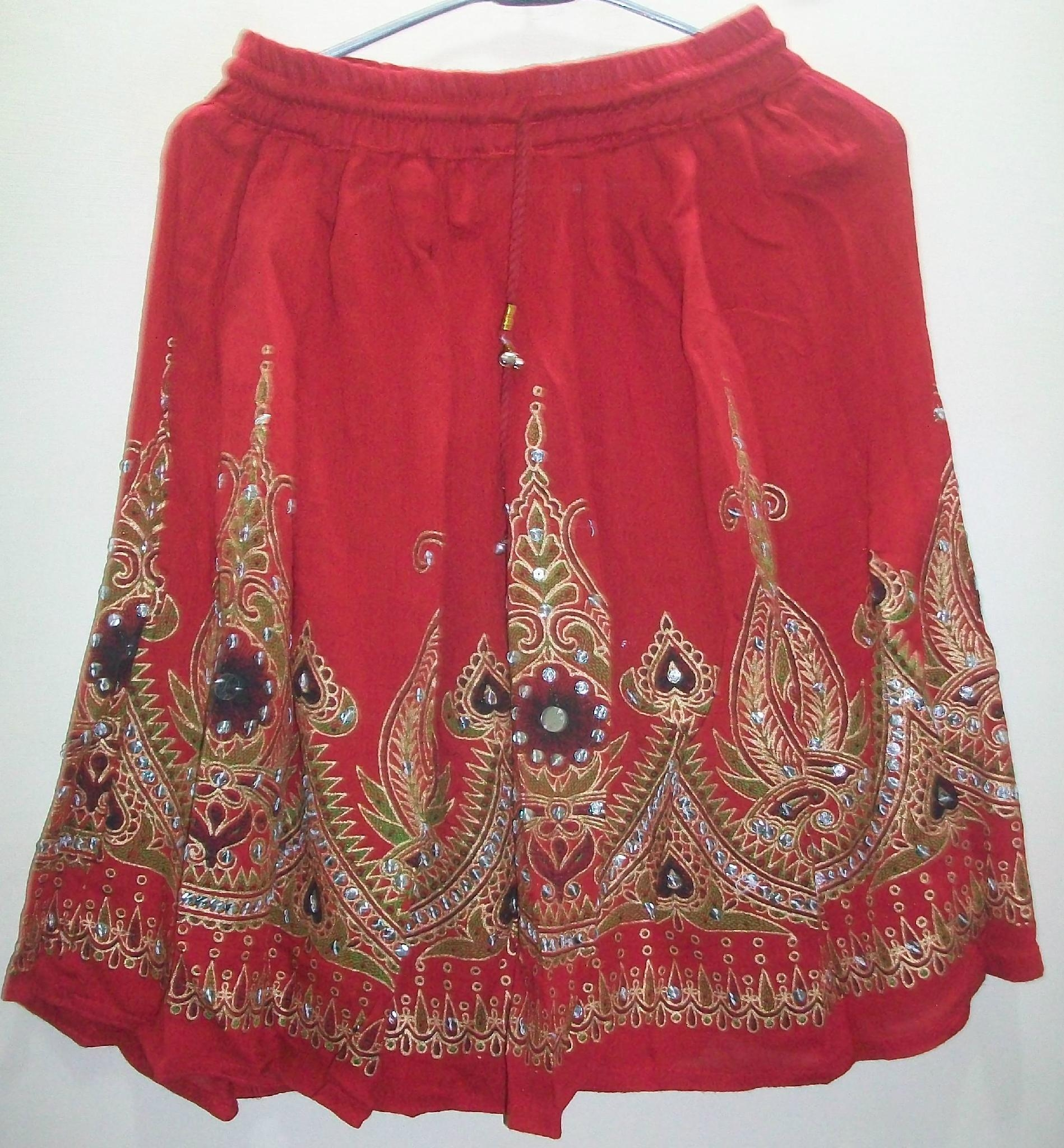 Boho Gypsy Hippie Skirts