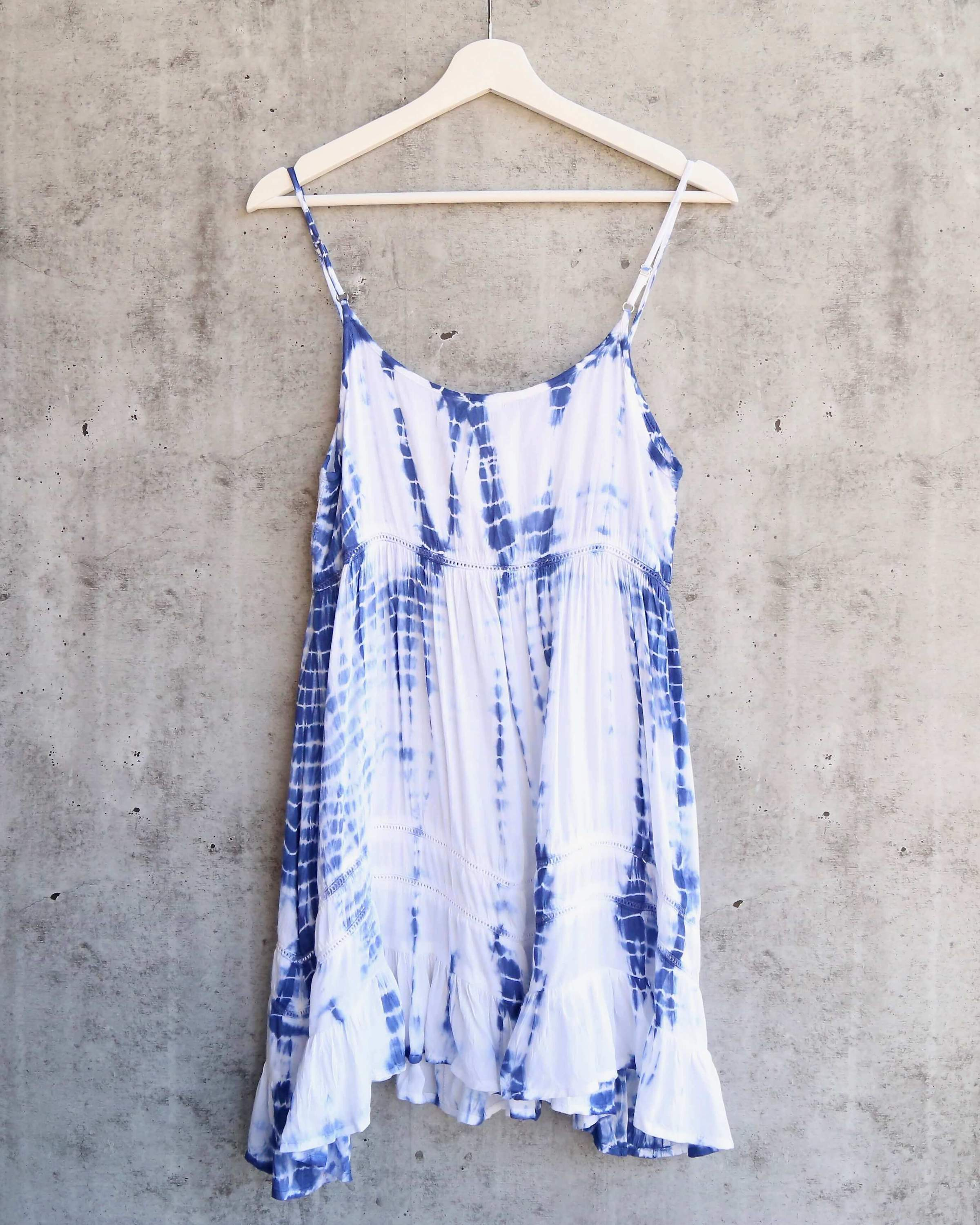 Tie and Dye Bohemian Dresses