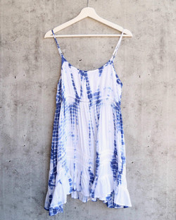 Tie and Dye Bohemian Dresses