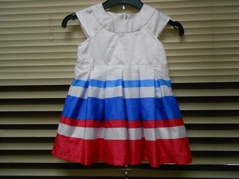 Kidswear Sailor Dress