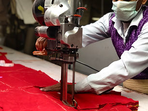 Fabric Cutting for Small Batch Clothing Manufacturer