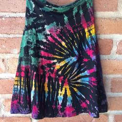 Gypsy Tie & Dye Skirts