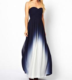 Ombre Dress Manufacturer