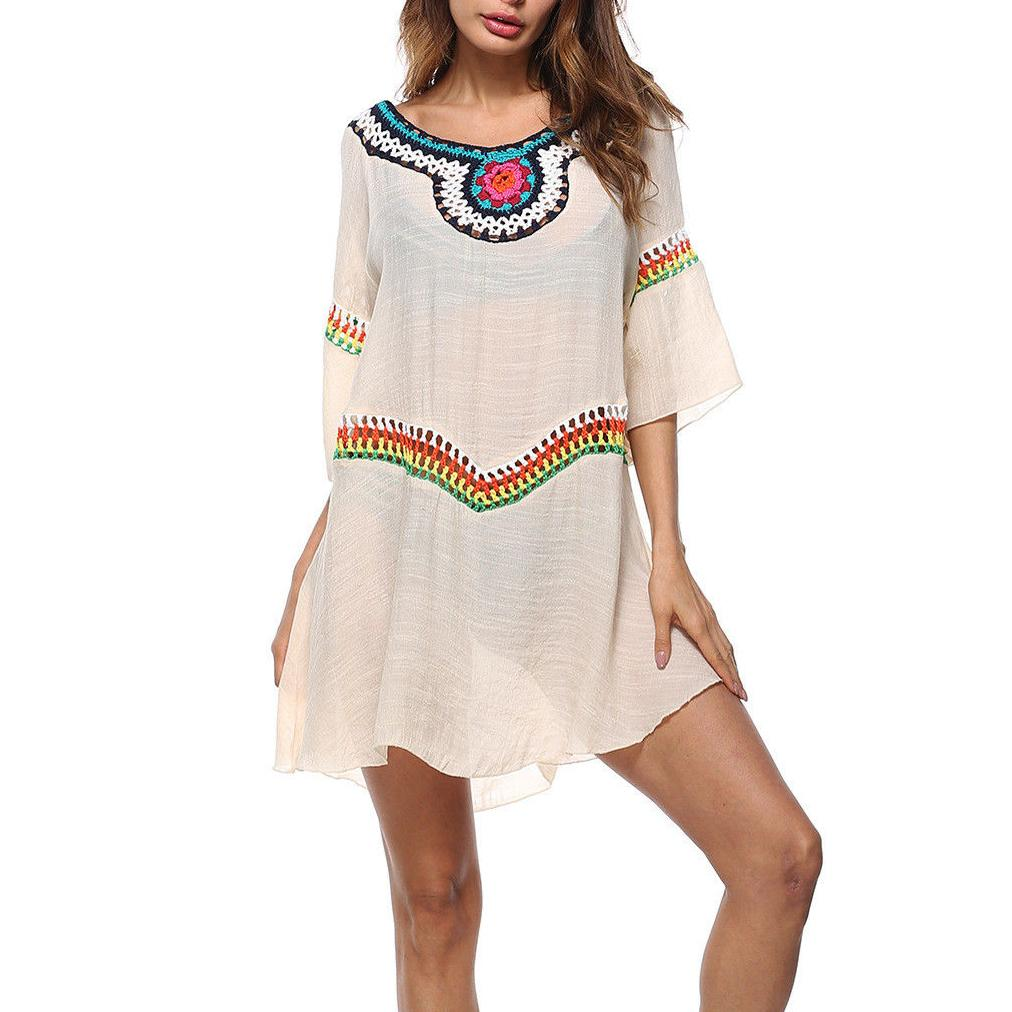 Boho Beach Coverups